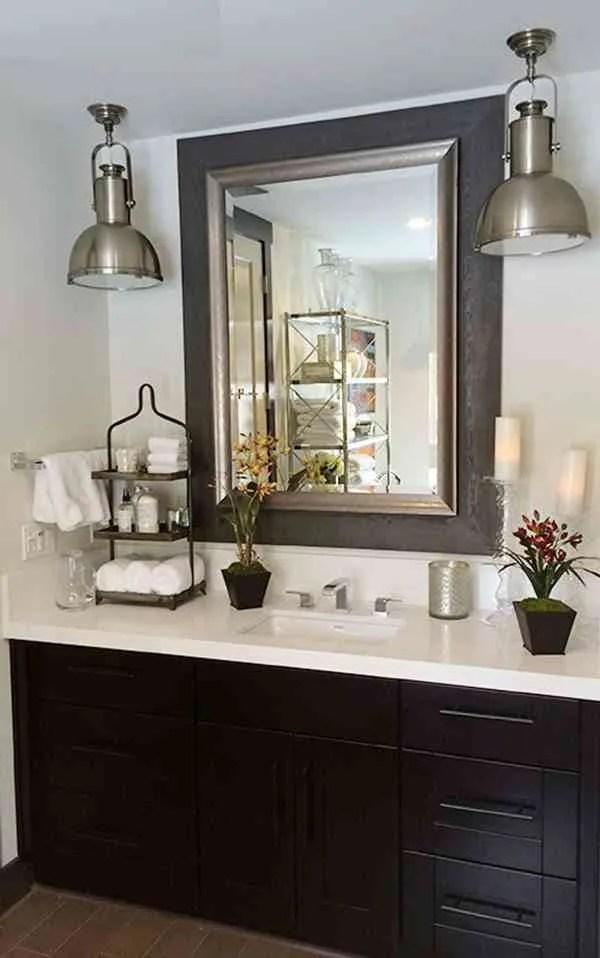 Cmo elegir los apliques para el espejo del bao