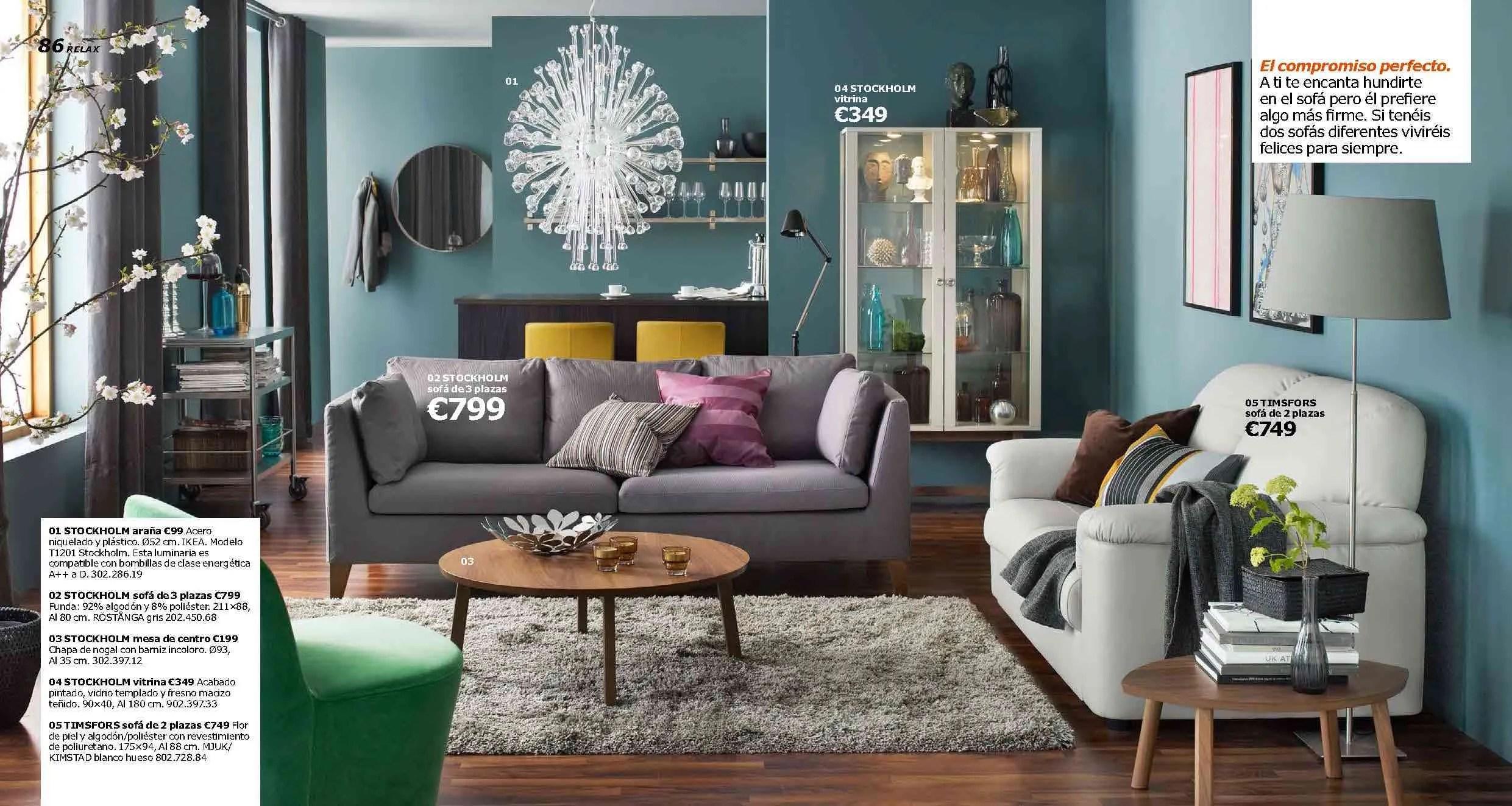 Catlogo IKEA  abril 2016 Decora tu casa