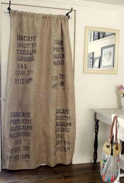 5 claves para usar la tela de arpillera para decorar