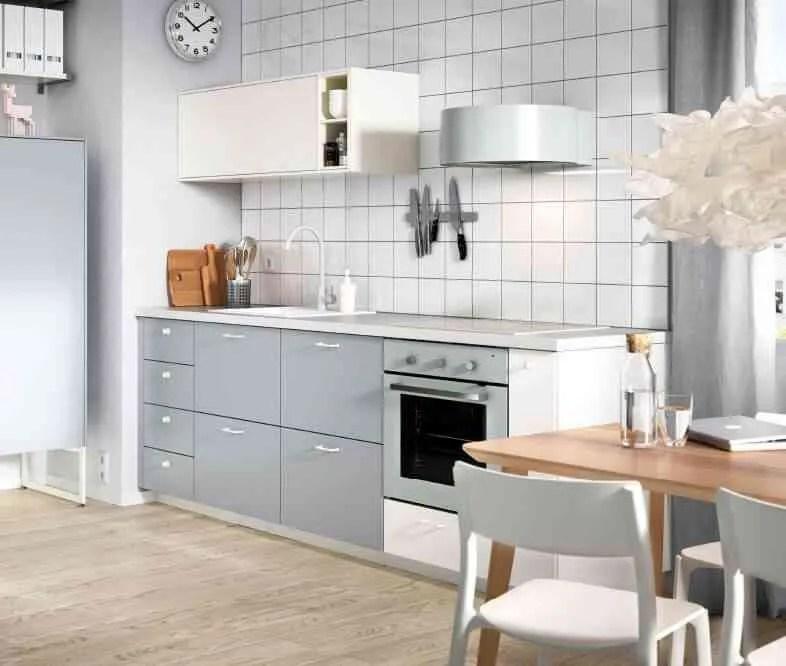 Cmo aprovechar el espacio en una cocina pequea