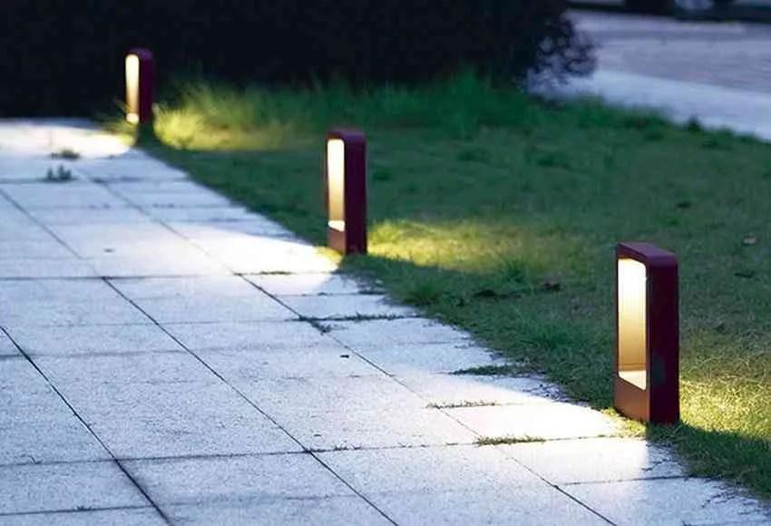 5 ideas econmicas para iluminar el jardn