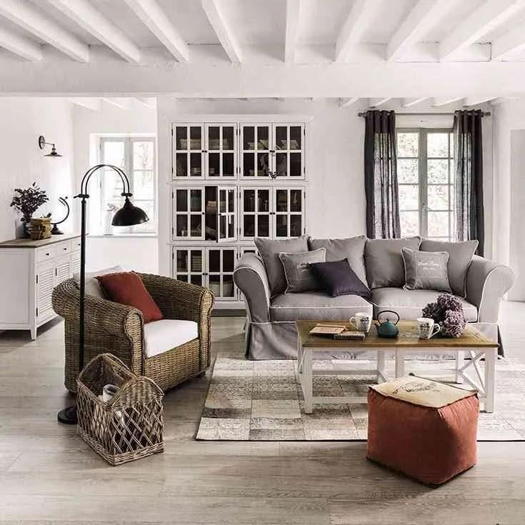 Claves de la decoracin de interiores rsticos