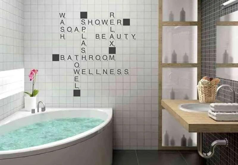 Decorar la cocina y el bao con vinilos para azulejos