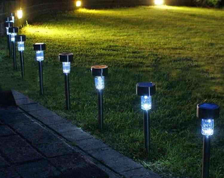 Claves para elegir la mejor iluminacin solar para el