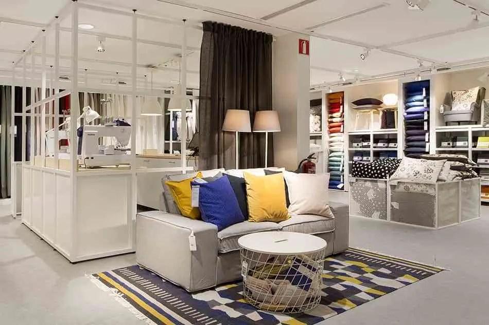Ikea abre una tienda de decoracin de salones en el centro de Madrid