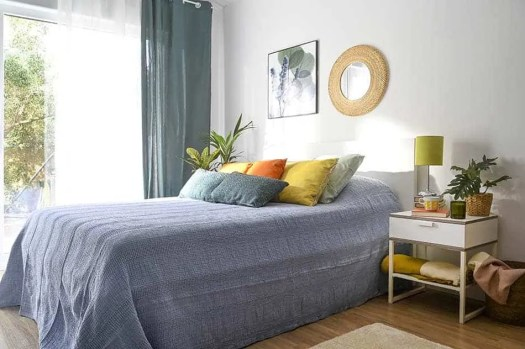 dormitorio para dos