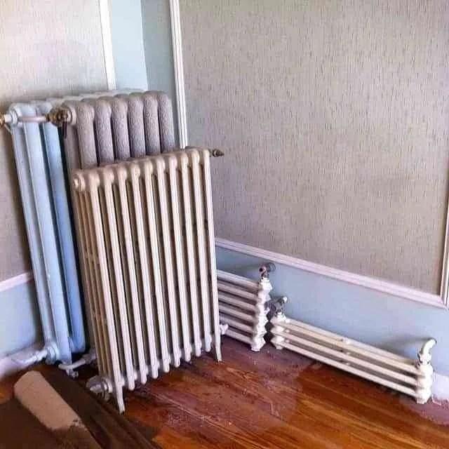 Consejos para pintar los radiadores