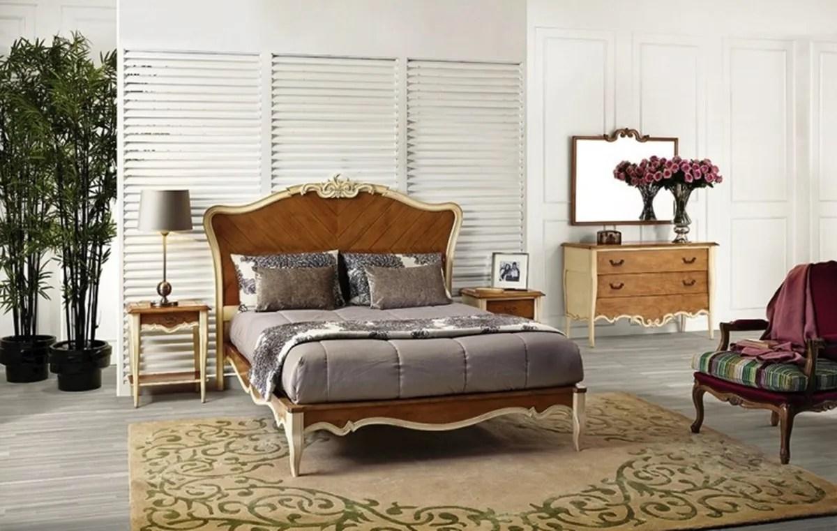 Elementos vintage para decoracin de dormitorios de matrimonio