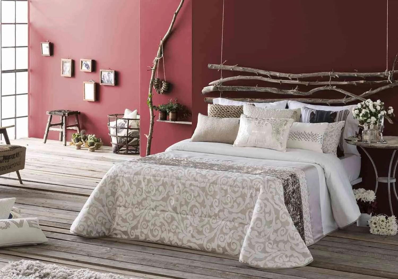 Tendencias de otoo en colores para el dormitorio