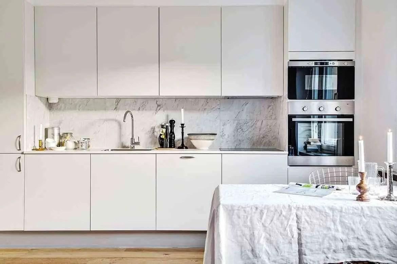 Las ventajas y desventajas de las cocinas integrales en mrmol
