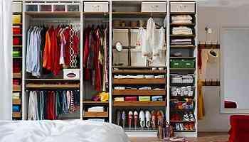 Personaliza tu armario con Ikea