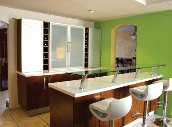 Barras para cocinas Decoracion de Interiores