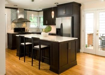cocinas americano estilo cocina decoracion kitchen interiores islas americana cabinets moderno isla modernas island pequenas central dark kitchens wood integrales