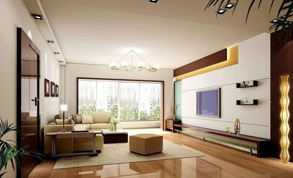 Salas Modernas TV Centros Entretenimiento