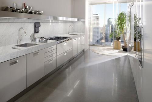 cocinal lineal elegante