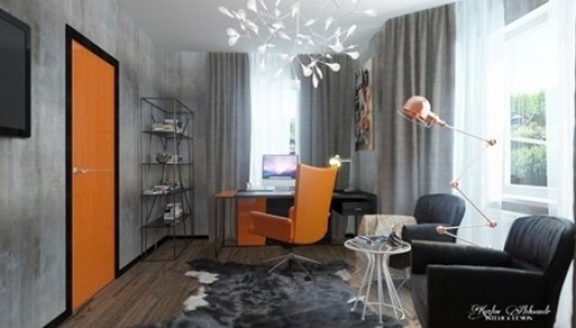 design-office-color-orange