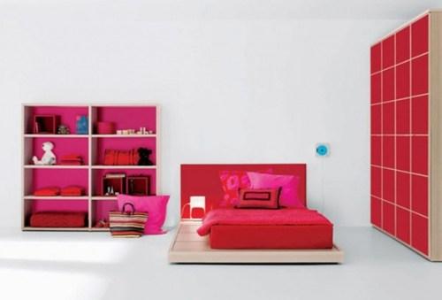 dormitorio-fucsia-rojo