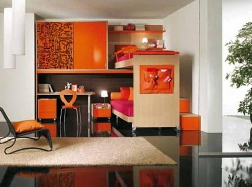 dormitorio-juvenil-color-naranja-2