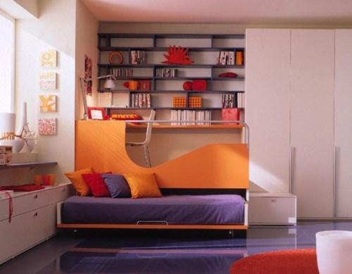 dormitorio-juvenil-color-naranja-5
