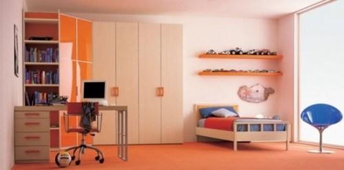 dormitorio-juvenil-color-naranja-9