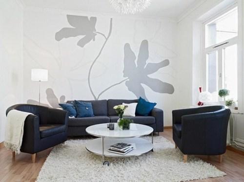 Fotos De Salas Decoradas Con Sof 225 S Color Azul
