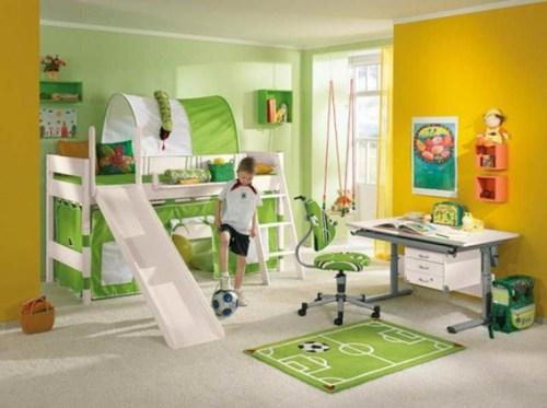 dormitorio-infantil-decorado-verde-2