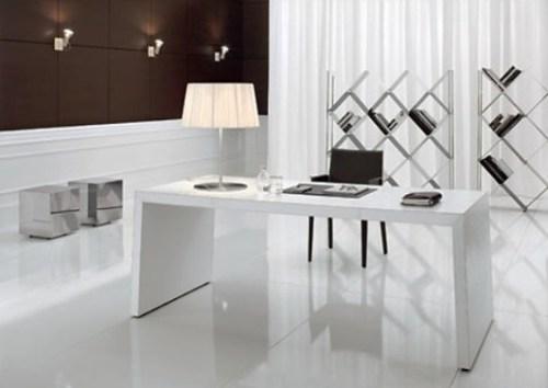oficina color blanco