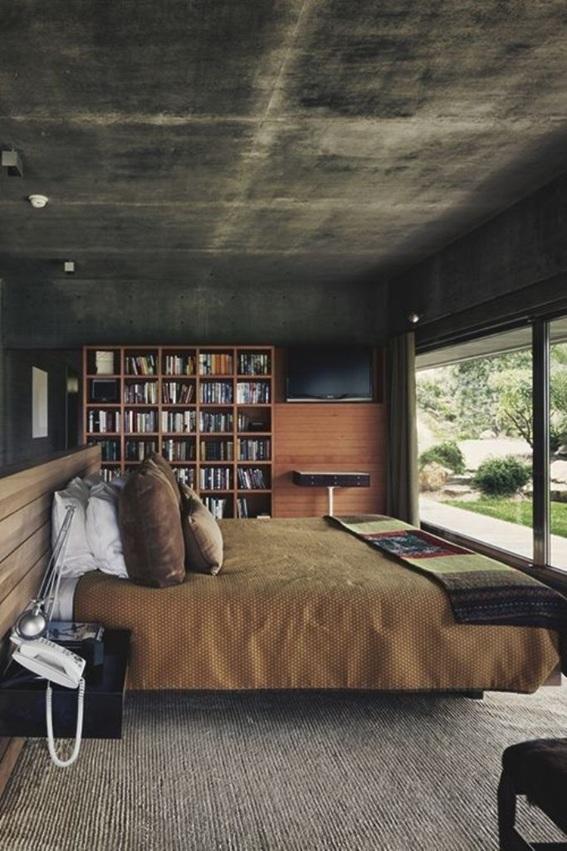 22 Diseos de Dormitorios para Hombres