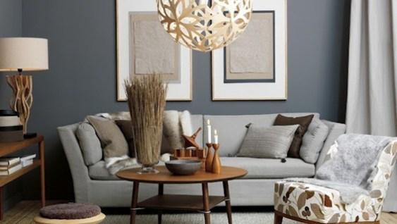 diseño salas color gris