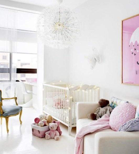decoración apartamento blanco