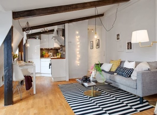 photo of small apartment