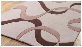 Las alfombras pueden cambiar tu decoraci n adornos para - Alfombras de cebra sintetica ...