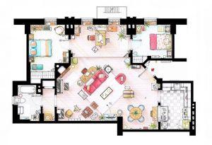 decorar plano casa