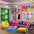Decoración Pop Art, una tendencia para inconformistas