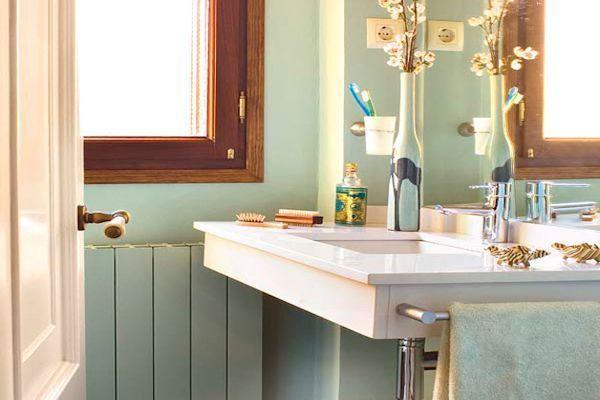 Decorar Baños Chicos: Decoración de baños. Cómo decorar un cuarto ...