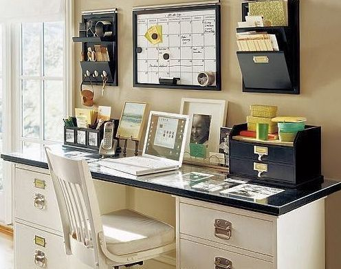 La Oficina En Casa ¿Cómo Decorarla?