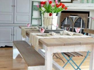Decorar el Hogar con Tulipanes