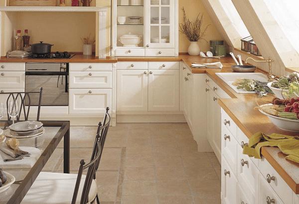 Porcelanosa, Catálogo de Cocinas