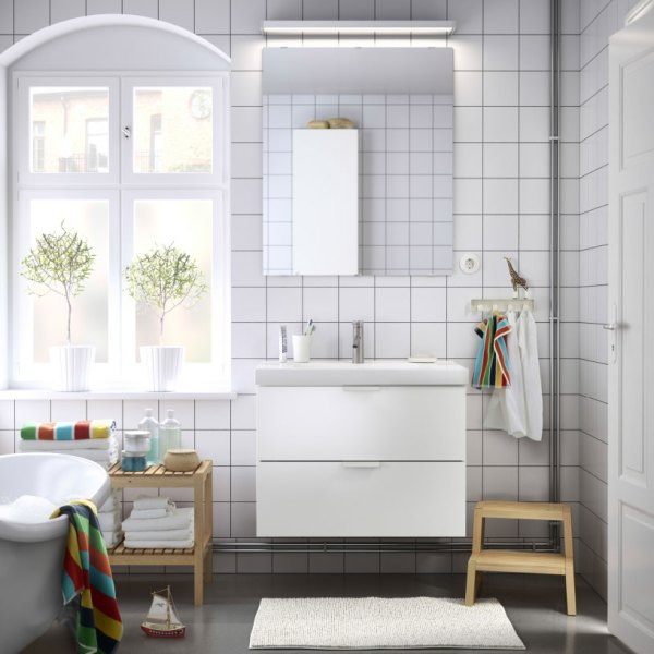 Propuesta de Catálogo de Baños de Ikea