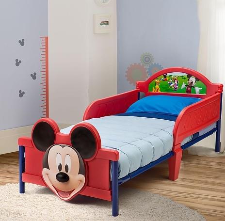 ¿Cómo decorar una HABITACIÓN de NIÑOS con temática de Mickey Mouse?