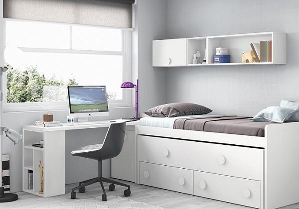 Catálogo de Habitaciones Juveniles Muebles La Fábrica