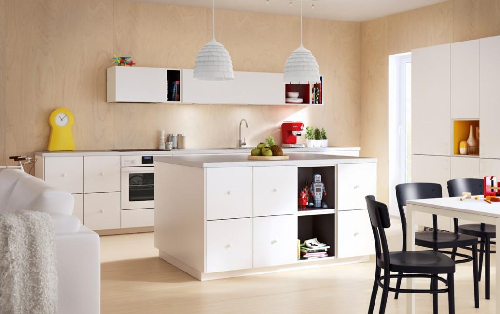 Catálogo de Cocinas de Ikea