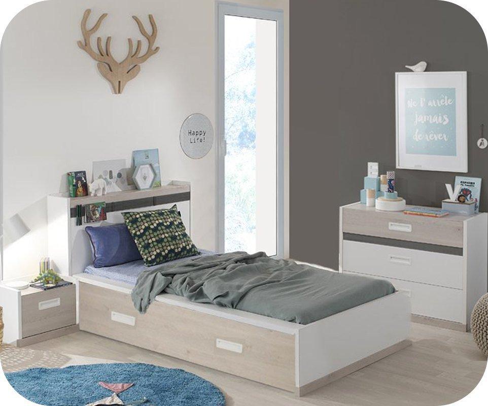 Decoración de Dormitorios Juveniles de Mobikids