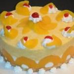 Como Hacer Una Torta Fria De Melocoton Casera