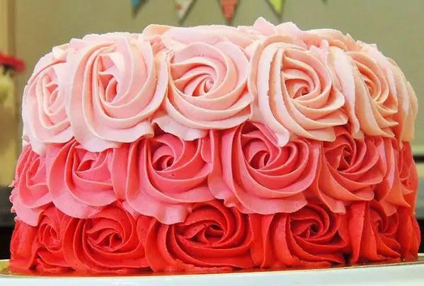 como hacer glaseado para tortas