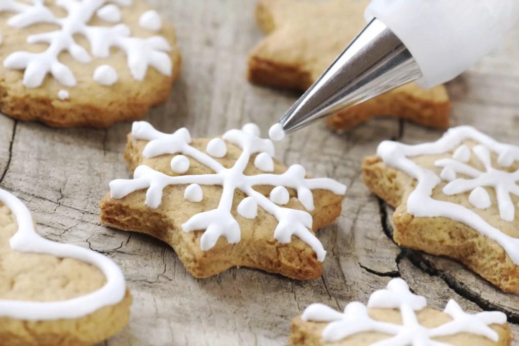 como hacer glaseado para galletas en casa