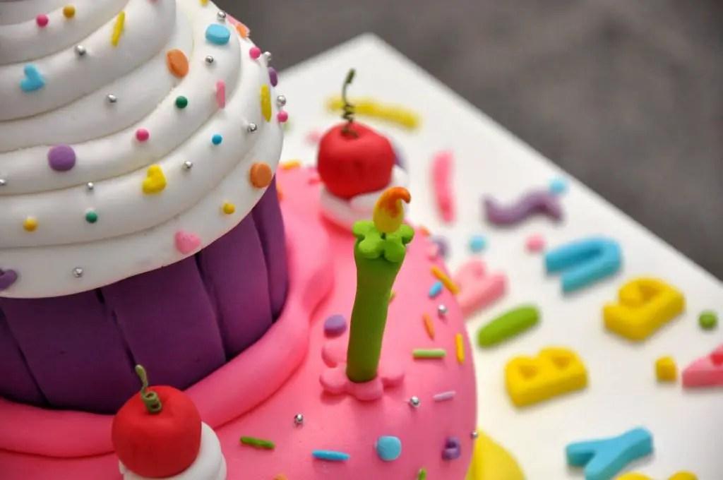 decoracion de pasteles infantiles