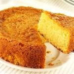Como Hacer Una Torta De Naranja Esponjosa