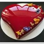 Como Hacer La Torta Tipo Espejo o Marmol