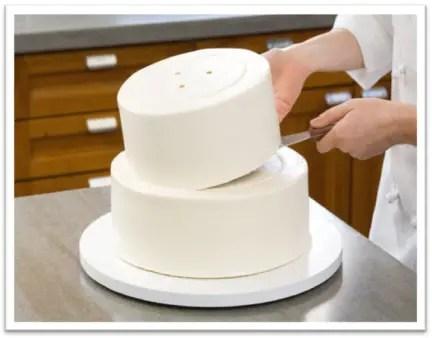 Como Montar Una Torta De Dos Pisos